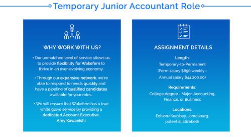 Proposal Details For Wakefern