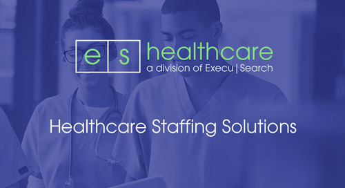 Learn More About Our Healthcare Staffing Solutions