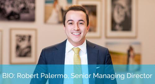[Bio] Robert Palermo, Senior Managing Director