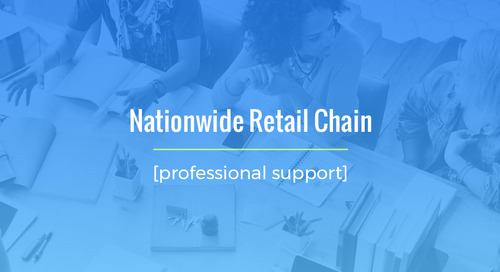Temporary Staffing MSP Solution For Nationwide Retail Chain