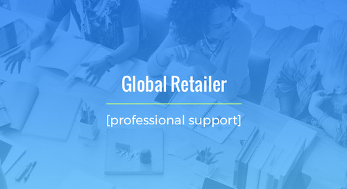 Payroll & Onboarding Services For Global Retailer