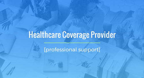 High-Volume, Specialized Staffing Project for Leading Provider of Healthcare Coverage