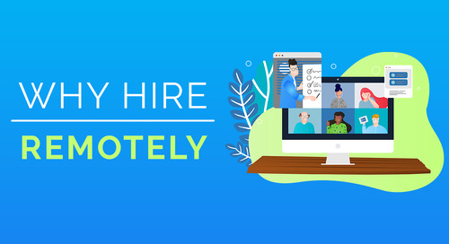 [Infographic] Why Hire Remotely?