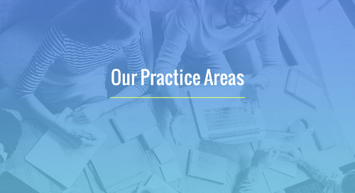 Learn More About The Execu|Search Group's Practice Areas