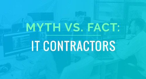 IT Contractors: Myth vs Fact