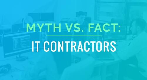 IT Contractors: Myth vs Fact
