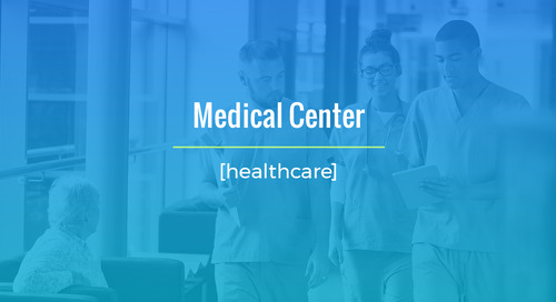 High-Volume Recruiting For Medical Center's Multi-State Expansion