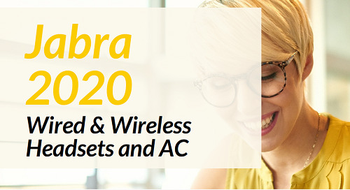 Jabra Headsets & AC [Flipbook]
