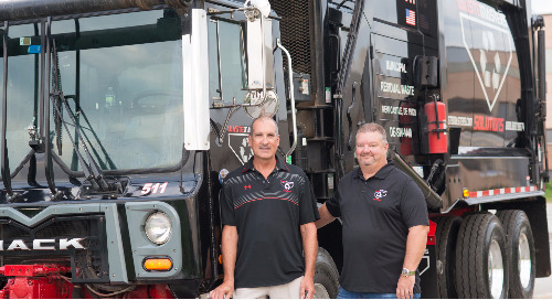 Waste Masters Solutions teams with Mack Trucks for uptime and profitability