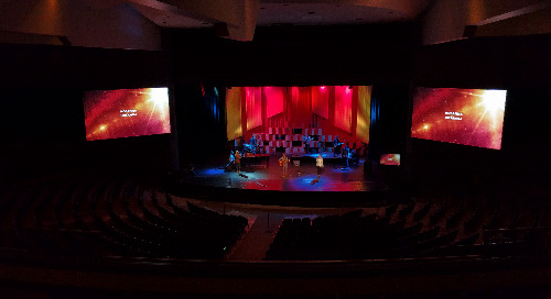 4 Reasons Why LED Displays Will Engage Church Members