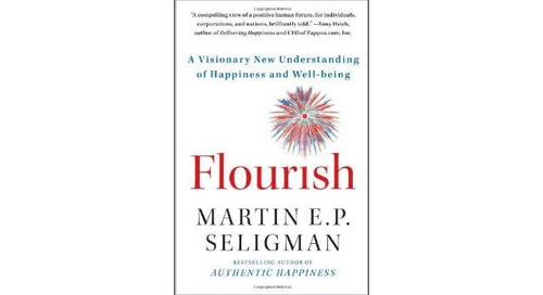 Flourish: A Visionary New Understanding of Happiness and Well-Being by Martin E.P. Seligman