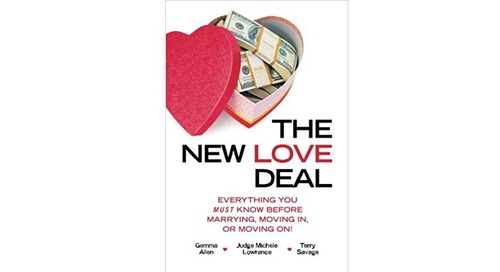 The New Love Deal: Everything You Must Know Before Marrying, Moving In, or Moving On! by Gemma Allen