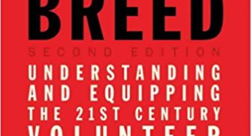 The New Breed: Second Edition: Understanding and Equipping the 21st Century Volunteer by Jonathan McKee
