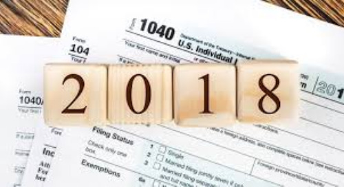 2018 Tax Law Changes: Are You Prepared? by Randy Porzel, Private Vista Advisor