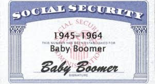 """Diary of a Baby Boomer"" by Randy Porzel, Private Vista Advisor"