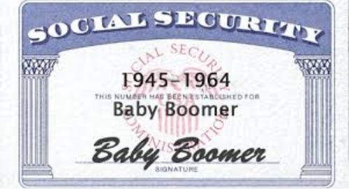 """""""Diary of a Baby Boomer"""" by Randy Porzel, Private Vista Advisor"""