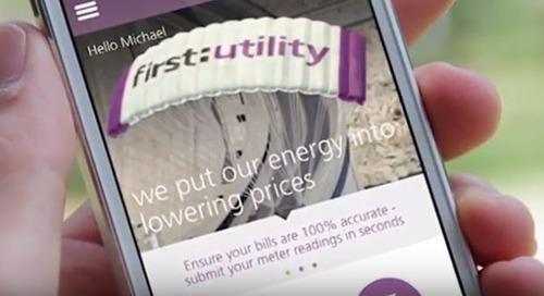 First Utility:  aumento de 1 milhão para 3 milhões de contas com a solução da Axway