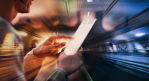ASSISTA AO WEBINAR: Mobilidade & APIs: a evolução do negócio digital