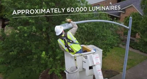 Austin Energy Renovates with Outdoor LED