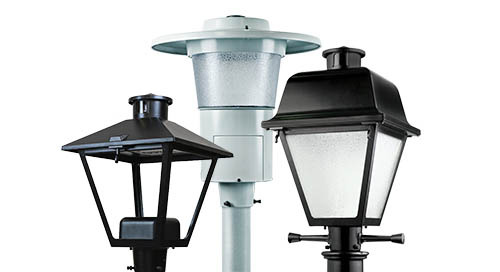 AEL Upgrades Entire Post-top LED Lantern Portfolio