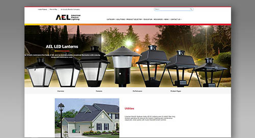 AEL LED Lanterns Family Page