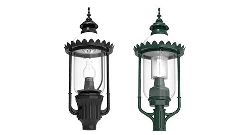 The New Dorchester LED - Roadway Gas Lamps for the 21st Century