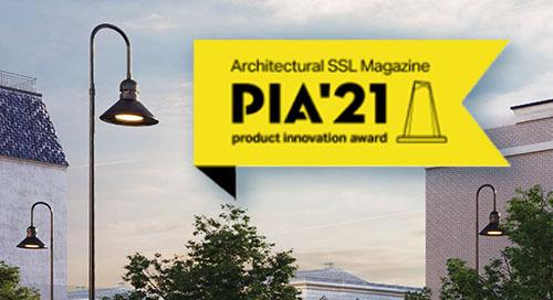GlasWerks Wins PIA21 Award!