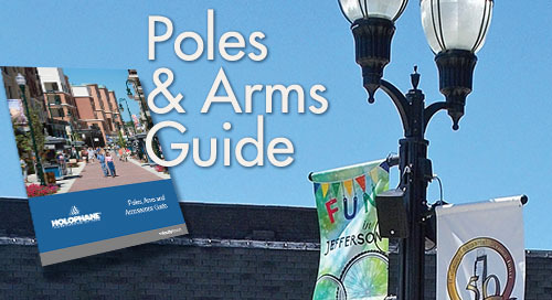 New Guide to Poles, Arms & Accessories
