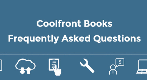 Coolfront Books FAQ