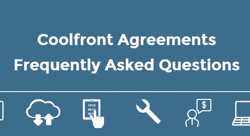 Coolfront Agreements FAQ