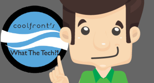 What The Tech? The Case For Making Your Case