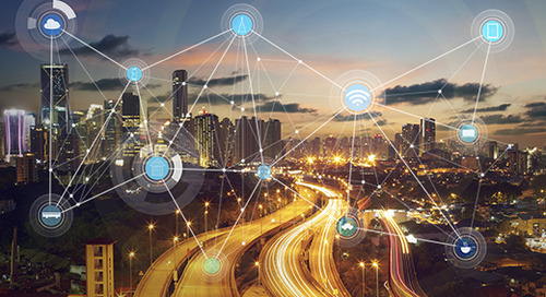 IoT - Convergence of Real World and Virtual World
