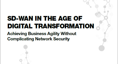 SD-WAN In The Age of Digital Transformation