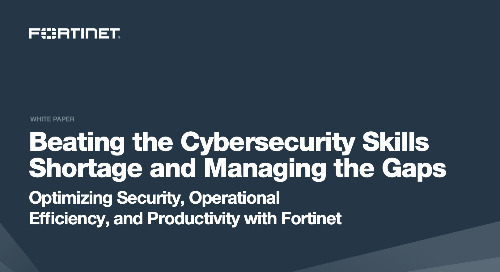 Beating The Cybersecurity Skills Shortage and Managing The Gaps