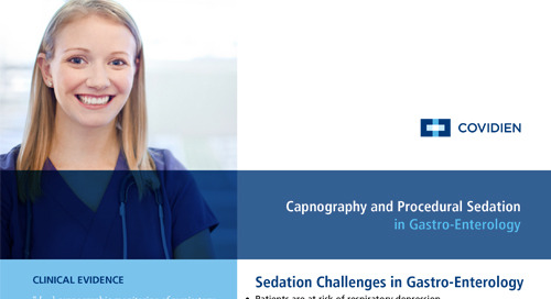 Capnography and Procedural Sedation in Gastro-Enterology