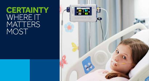 Capnostream™ 35 Portable Respiratory Monitor Brochure