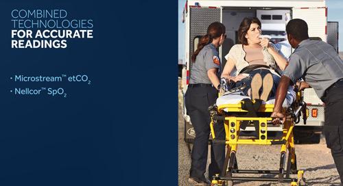 Capnostream™ 35 Portable Respiratory Monitor Buttonology Video