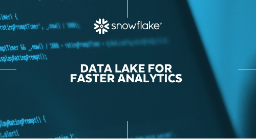 Snowflake, le data lake en mode cloud qui défie Oracle