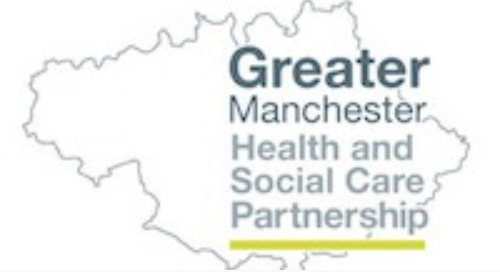 NHS Afternoon Tea: Greater Manchester Health and Social Care Partnership