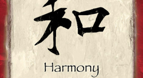 Some Quick Thoughts on Harmony