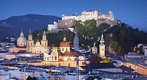 Instagram Music Tour Destination Feature – Austria