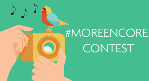 Congratulations to the Winners of the 2019 #MoreEncore Photo Contest