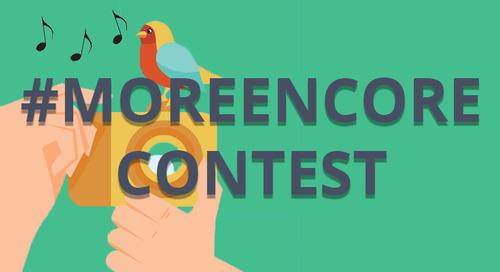 #MoreEncore Contest