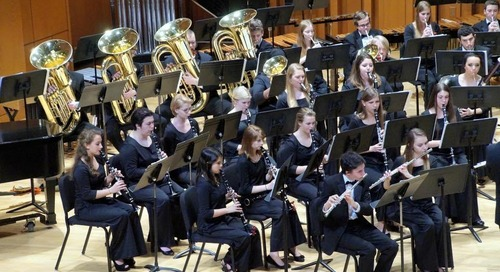 The Marriage Between High School & Middle School Band