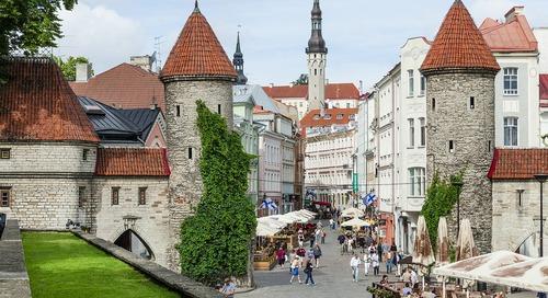 Taking Your Ensemble to the Baltics