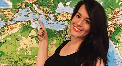 Encore Tours Instagram Takeover - Maggie Goes to Italy!