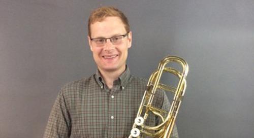 Meet Glendon - New Encore Tours Program Manager!