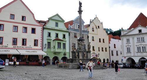Czech Republic: Vienna and Czech Republic - 9 Days