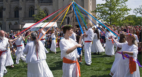 Musical Traditions of May Day