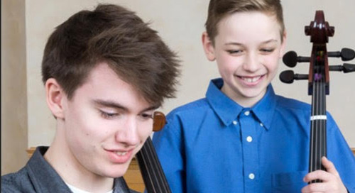 CodaBow's 25 Bows for 25 Kids Giveaway: Empowering Young Musicians